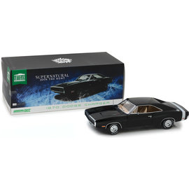 GREENLIGHT COLLECTABLES GLC 19046 70 Dodge Charger SUPERNATURAL 1/18