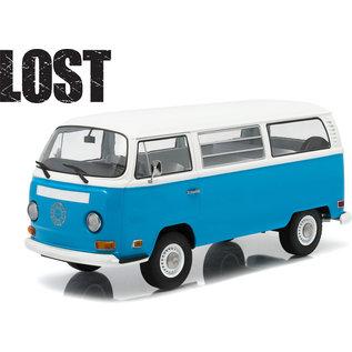 GREENLIGHT COLLECTABLES GLC 19011 LOST VW VAN 1/18
