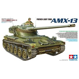 TAMIYA TAM 35349 AMX13 TANK 1/35 MODEL KIT