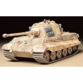 TAMIYA TAM 35164 KING TIGER PRODUCTION TURRET 1/35 MODEL KIT