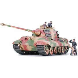 TAMIYA TAM 35252 KING TIGER 1/35 MODEL KIT