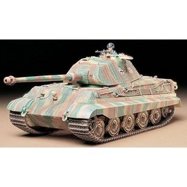 TAMIYA TAM 35169 KING TIGER PORSCHE T 1/35 MODEL KIT