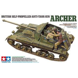 TAMIYA TAM 35356 1/35 British Self-Propelled Anti-Tank Gun Archer MODEL KIT