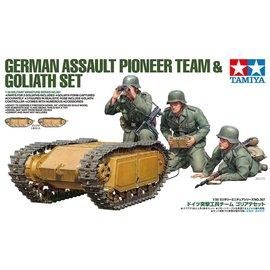TAMIYA TAM 35357 GERMAN GOLIATH 1/35 MODEL KIT