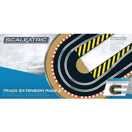 SCALEXTRIC SCA C8512 EXPANSION PACK 3 1/32