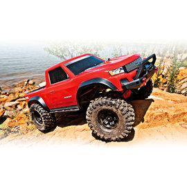 TRAXXAS TRA 820244RED TRX4 SPORT RED READY TO RUN