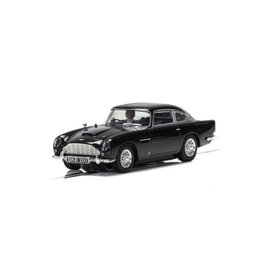SCALEXTRIC SCA C4029 ASTON DB5 BLACK 1/32 SLOT CAR