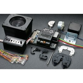 TAMIYA TAM 56523 MFC-03 EURO SOUND AND LIGHTING SYSTEM