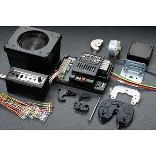TAMIYA TAM 56523 MFC-03 EURO SOUND AND LIGHTING SYSTEM