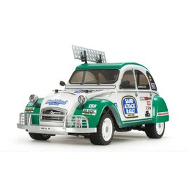 TAMIYA TAM 58670 CITROEN RALLY M05RA KIT