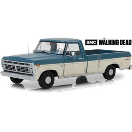 GREENLIGHT COLLECTABLES GLC 12956 WALKING DEAD FORD PICKUP 1/18