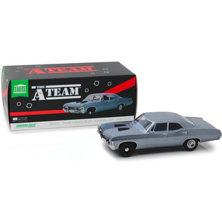 GREENLIGHT COLLECTABLES GLC 19047 THE A TEAM CAR ARTISAN COLLECTION 1/18