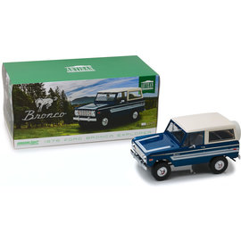 GREENLIGHT COLLECTABLES GLC 19035 76 BRONCO EXPLORER 1/18 ARTISAN