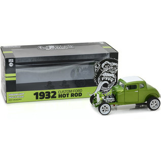 GREENLIGHT COLLECTABLES GLC 12974 GAS MONKEY 1932 HOT ROD 1/18