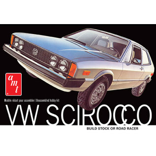 AMT AMT 925 VW SCIROCCO 1/25 MODEL KIT