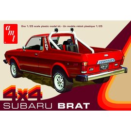 AMT AMT 1128 SUBARU BRAT 1/25 MODEL KIT