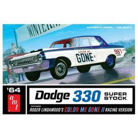 AMT AMT 987 DODGE 300 SS 1/25 MODEL KIT