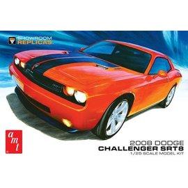 AMT AMT 1075/12 1/25 2008 Dodge Challenger SRT8 model kit