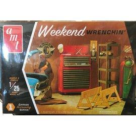 AMT AMT PP015 1/25 Garage Accessory Set #1 2T model kit