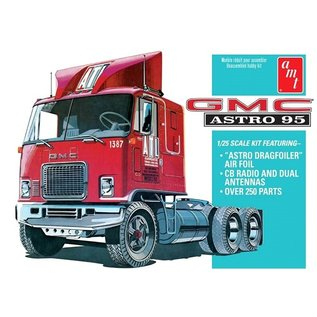 AMT AMT 1140 1/25 GMC Astro 95 Semi Tractor model kit