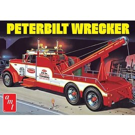 AMT AMT 1133 1/25 Peterbilt 359 Wrecker model kit