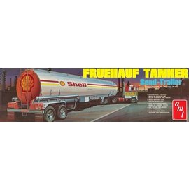 AMT AMT 918 TANKERTRAILER 1/25 MODEL KIT