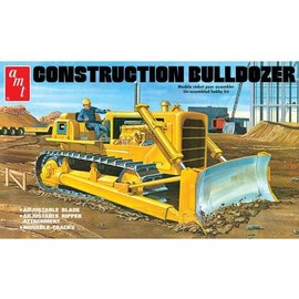 AMT AMT 1086 CONSTRUCTION BULLDOZER MODEL KIT