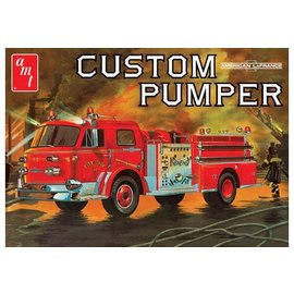 AMT AMT 1053/06 1/25 American LaFrance Pumper Fire Truck MODEL KIT