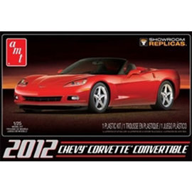 AMT AMT 733L/12 1/25 '12 Chevy Corvette Convertible Model kit
