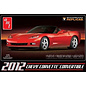 AMT AMT 733L/12 1/25 '12 Chevy Corvette Convertible Model kit