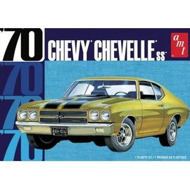 AMT AMT 1143 1970 CHEVELLE SS 1/25 MODEL KIT