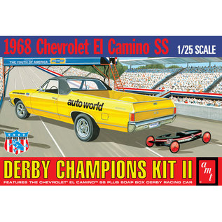 AMT AMT 1018 ELCAMINO SET 1/25 MODEL KIT
