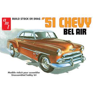 AMT AMT 862  1951 CHEVY BELAIR 1/25 MODEL KIT