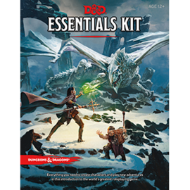 DUNGEONS & DRAGONS WTC C7008 D&D ESSENTIALS KIT STARTER