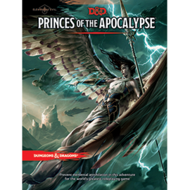 DUNGEONS & DRAGONS WTC B2436 D&D PRINCES OF THE APOCALYPSE