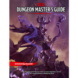 DUNGEONS & DRAGONS WTC A9219 D&D DUNGEON MASTER'S GUIDE