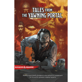 DUNGEONS & DRAGONS WTC C2207 D&D TALES FROM THE YAWNING PORTAL