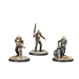 MODIPHUS MUH 051722 FALLOUT ACK ACK FIGURES