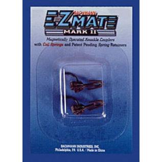 BACHMANN TRAINS BAC 78026 E-Z Mate Mark II Center Shank Couplers- Short