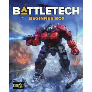 CATALYST GAMES CAT 35020 BATTLETECH BEGINNER BOXSET
