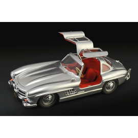 ITALERI ITA 3612 MERCEDES BENZ 300SL GULLWING 1/16 MODEL KIT