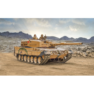 ITALERI ITA 6559 LEOPARD 2A4 1/35 MODEL KIT