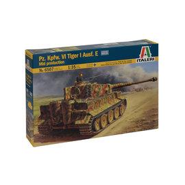 ITALERI ITA 6507 1/35 WWII German Pz.Kpfw.VI Tiger I Ausf.E