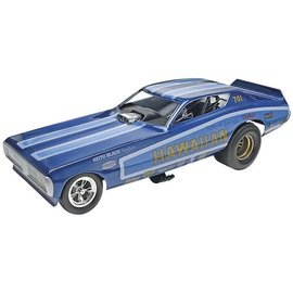 REVELL USA RMX 854082 1/16 Hawaiian Charger Funny Car