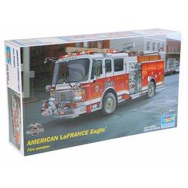 TRUMPETER TRU 2506 LaFRANCE FIRETRUCK 1/25