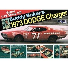 MPC MPC 811/06 1/16 Buddy Baker 1973 Dodge Charger Stock Car