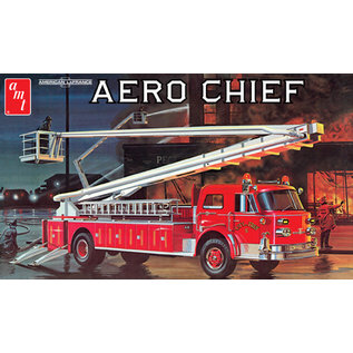 AMT AMT980/06 1/25 American LaFrance Aero Chief Fire Truck