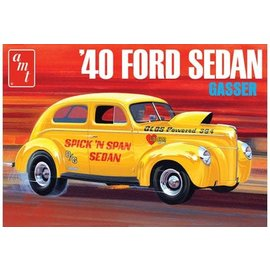 AMT AMT 1088 1/25 1940 Ford Sedan, OAS MODEL KIT