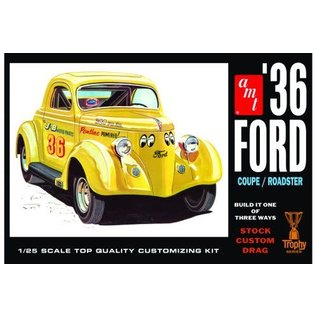 AMT AMT 824 1936 FORD 1/25 MODEL KIT