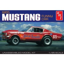 AMT AMT 888 MUSTANG GT FUNNYCAR 1/25 MODEL KIT